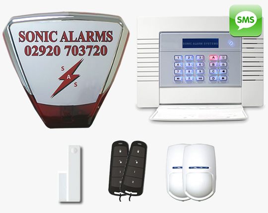 Alarm Package Image